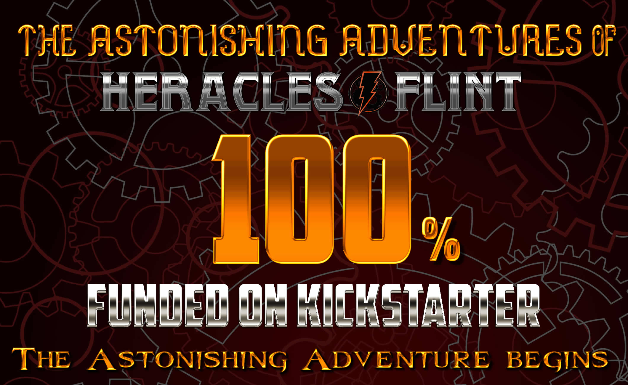 The Astonishing Adventures on Kickstarter
