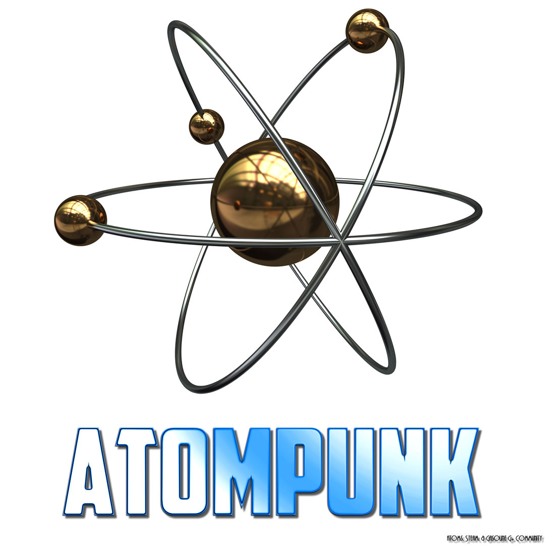 What is Atompunk?