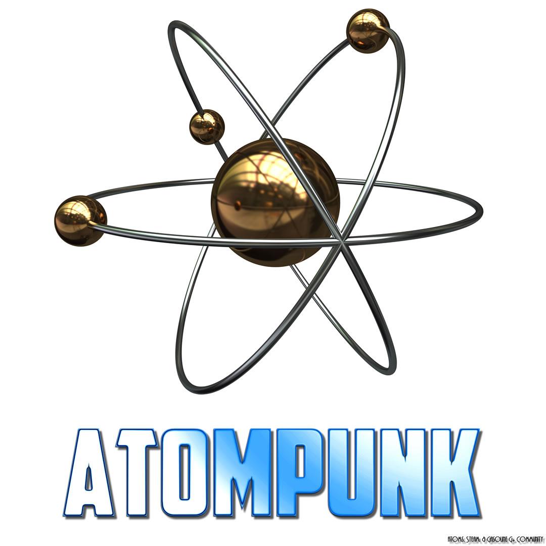 What is Atompunk?