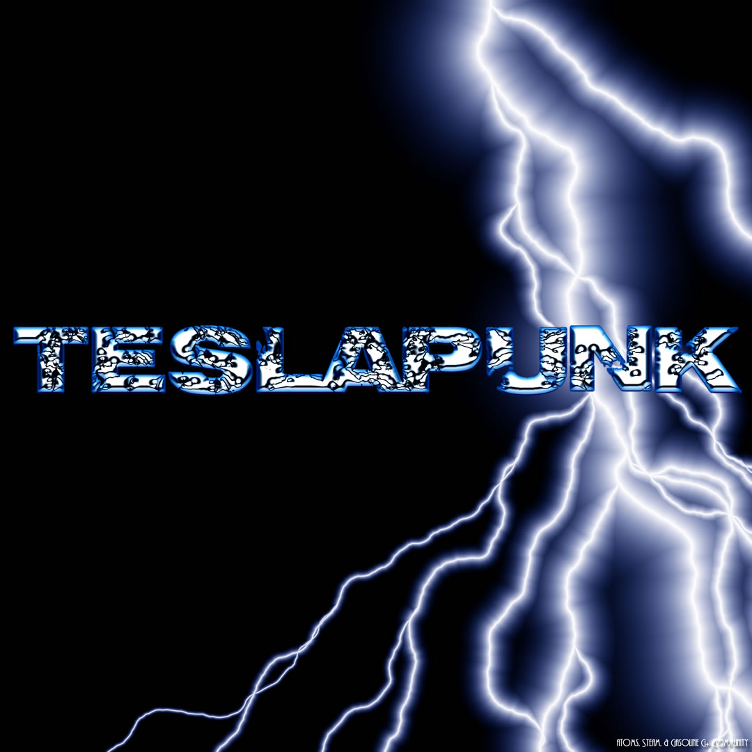 What is Teslapunk?