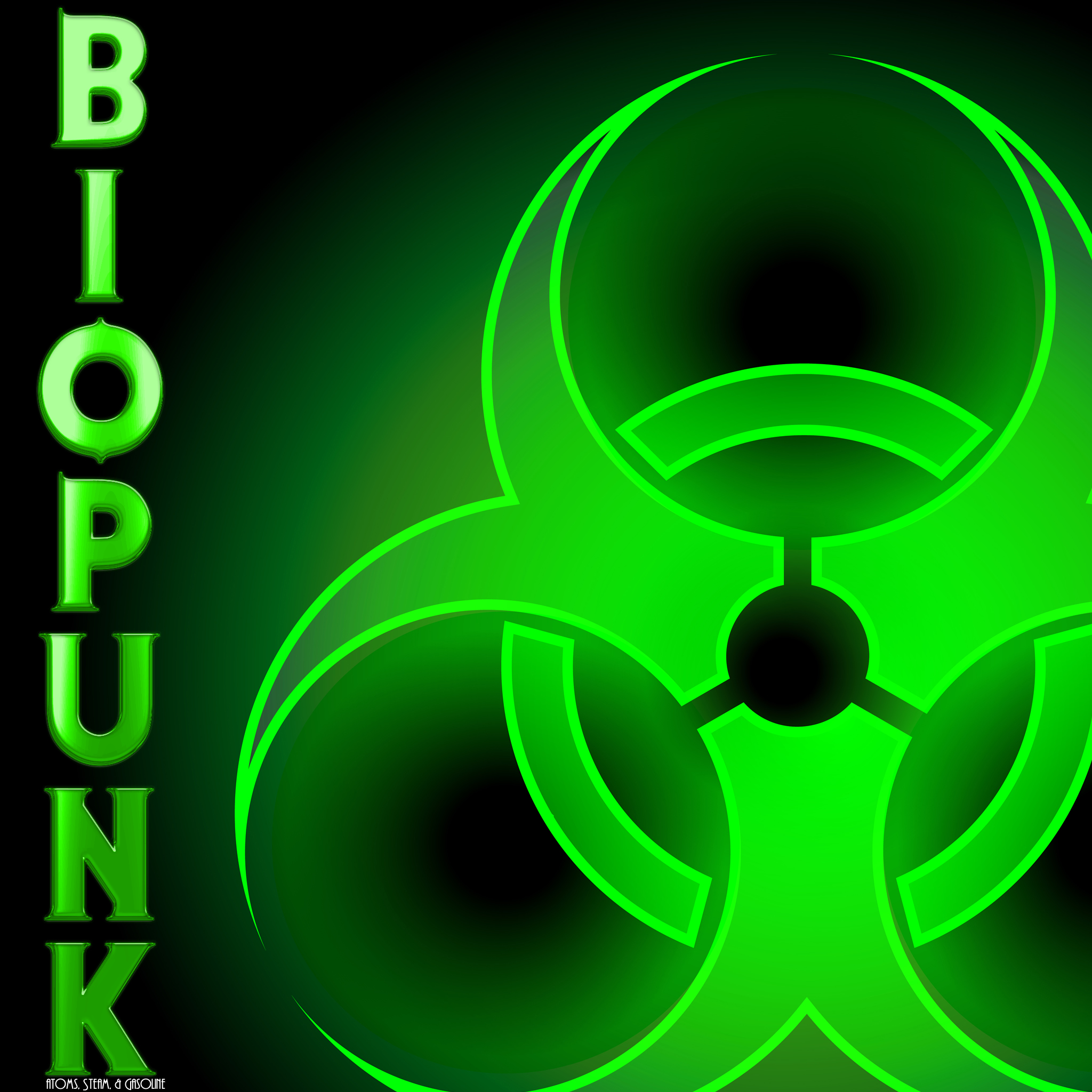What is Biopunk?