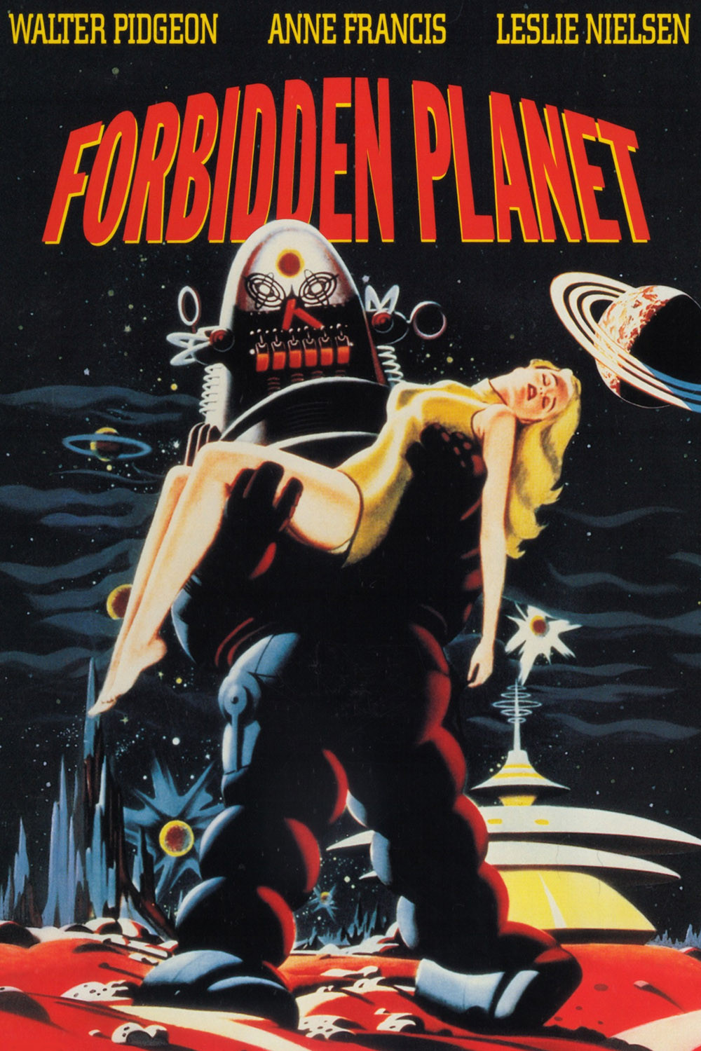 Forbidden Planet – Planeta Interzia  (1956)