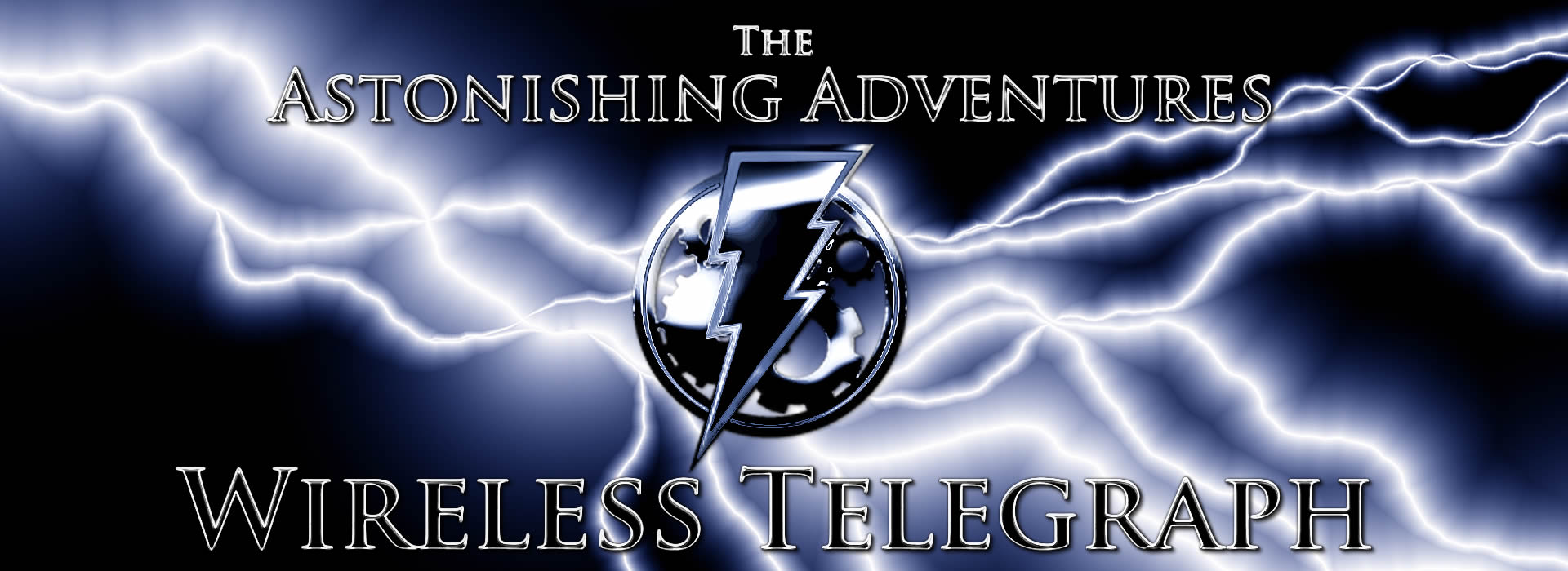 The Astonishing Adventures Wireless Telegraph