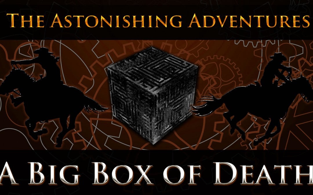 Coming Soon, A Big Box of Death