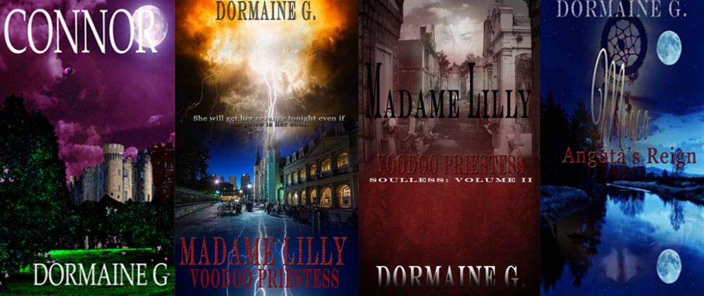 Books by Dormaine G