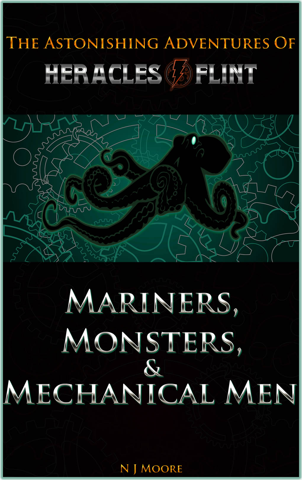 Mariners, Monsters, & Mechanical Men