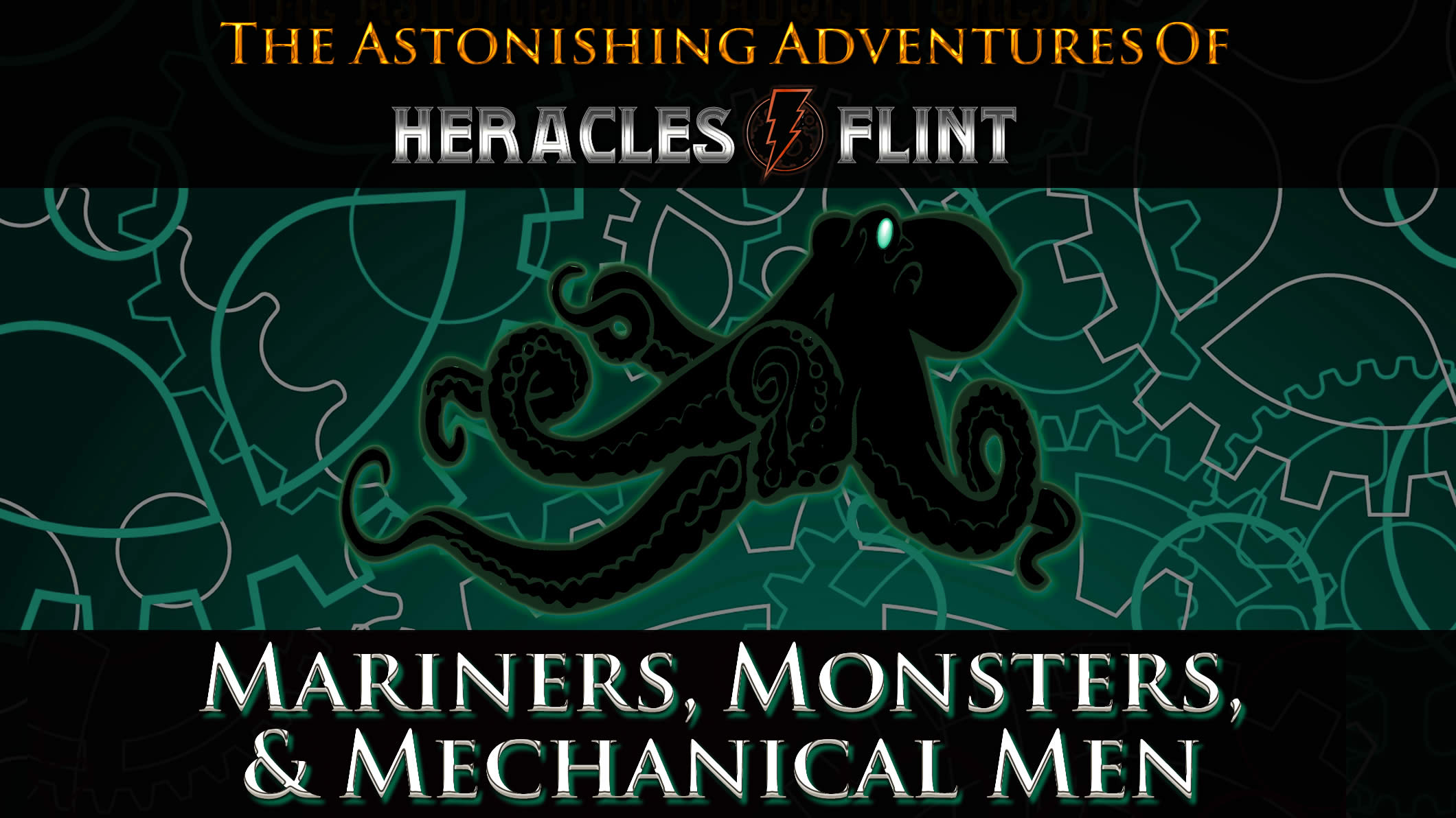 Mariners Monsters and Mechanical Men